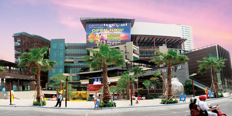 Central Festival Shopping Mall - Close to City Garden Tower - www.citygardentower.net