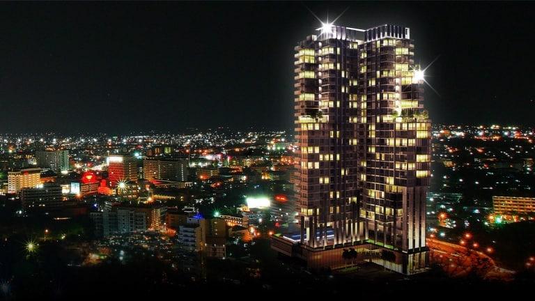 City Garden Tower Pattaya - Rent a condo - www.citygardentower.net