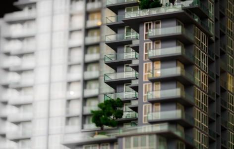 One bedroom luxury condo for rent at City Garden Tower Pattaya - www.citygardentower.net