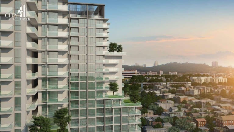 City Garden Tower Pattaya - Condos for rent - www.citygardentower.net