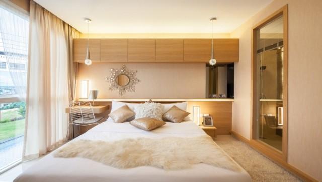 One bedroom condo for rent at City Garden Tower Pattaya - www.citygardentower.net