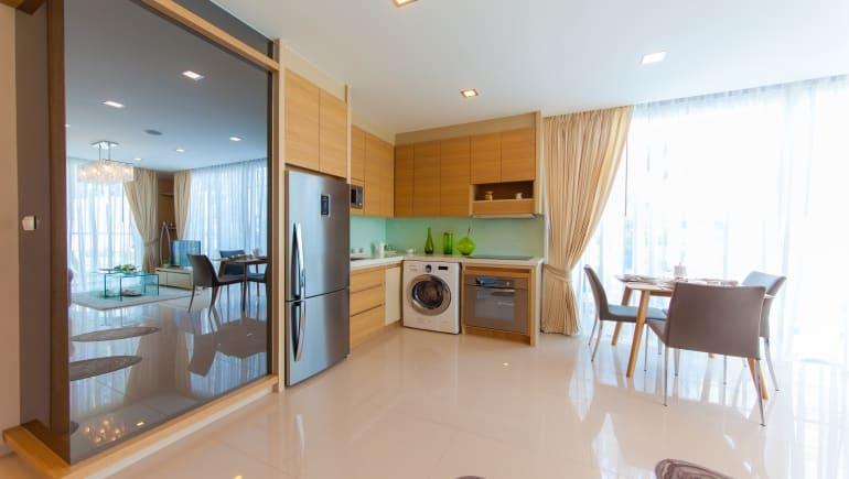 one bedroom condo. One Bedroom Condo Pictures  City Garden Tower Pattaya