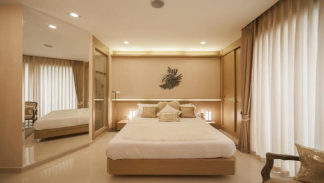 Studios for rent at City Garden Tower Pattaya - www.citygardentower.net