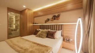 Two bedroom condo at City Garden Tower in Pattaya for rent - www.citygardentower.net