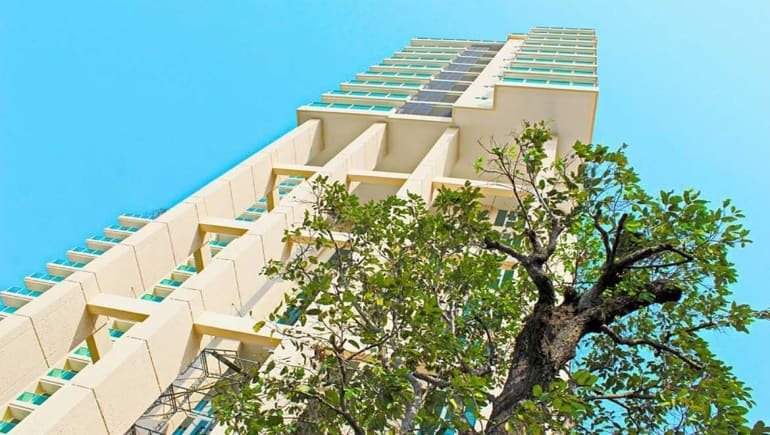 City Garden Tower in Pattaya - A Luxury Condominium in Pattaya, Thailand