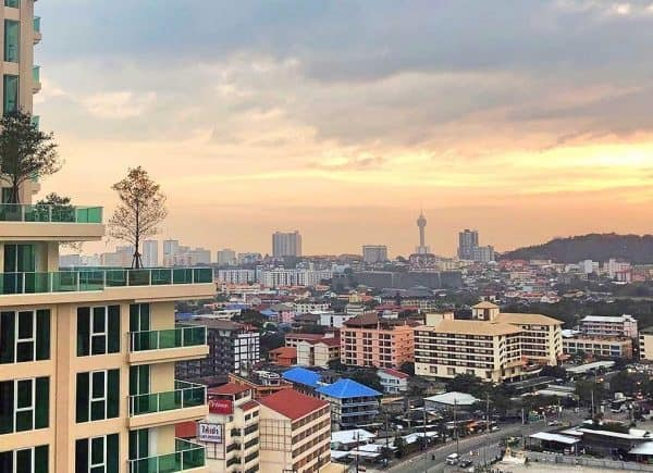City Garden Tower Pattaya - Holiday Rental in Pattaya - www.citygardentower.net