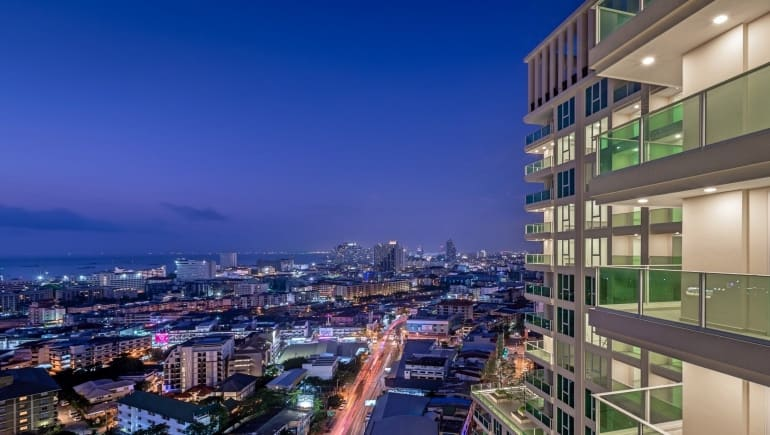 City Garden Tower Pattaya - Condo For Rent - Rental Condo - www.citygardentower.net