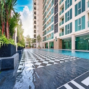 List Your Condo For Sale or Rental at City Garden Tower in Pattaya