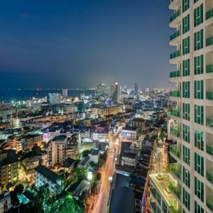 About City Garden Tower Pattaya