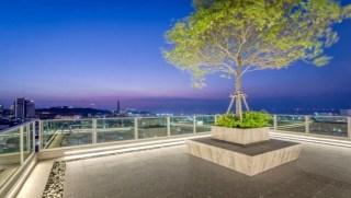 One Bedroom Condo For Rent at City Garden Tower in Pattaya, Thailand - www.citygardentower.net