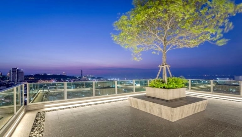 One Bedroom Condo For Rent at City Garden Tower in Pattaya, Thailand - www.citygardentower.net