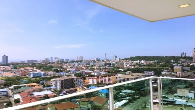 Sea View Holiday Rental at City Garden Tower in Pattaya - Book Online - www.citygardentower.net