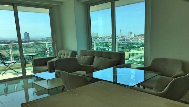 City Garden Tower Pattaya - One Bedroom Sea View Condo For Rent or Sale - www.citygardentower.net