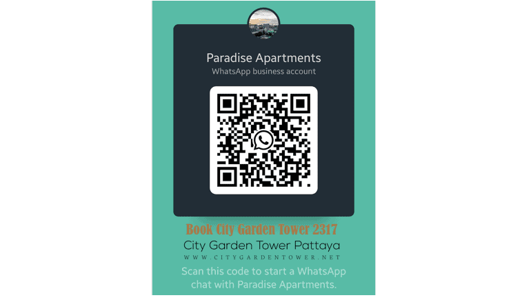 Book Your Stay @ City Garden Tower 2317 - Chat With Us Today - www.citygardentower.net -
