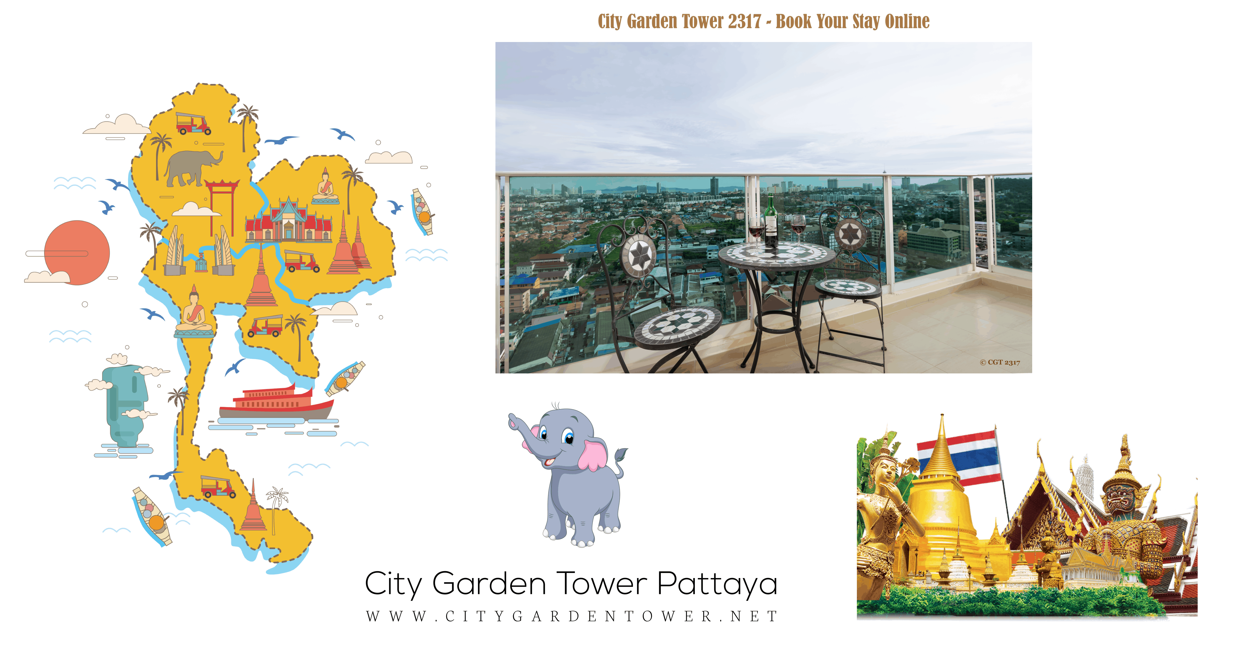 City Garden Tower Is Gaining Popularity Among Guests