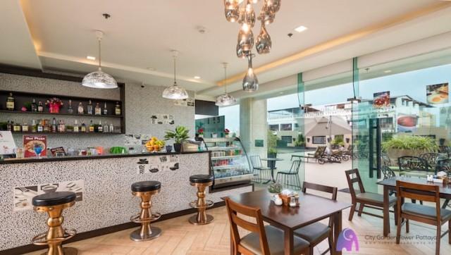 Modern Facilities @ City Garden Tower in Pattaya - Book Your Stay Online - Sea View Condo - www.citygardentower.net -