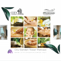 Get a Massage at City Garden Tower - Short Term Rental Condo - Book Online - www.citygardentower.net -